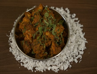 Chicken Masala in Maharashtrian Style
