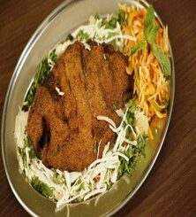 Fried Fish in Malvani and Goan reciepe